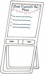 Flip Chart 101 - 4 Tips for Writing on Flip Chart Pages
