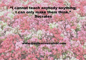 Creative Learning Quote - Socrates