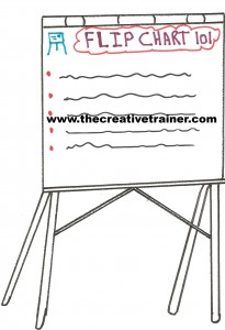 Flip Chart 101 - Designing Professional Looking Flip Chart Pages