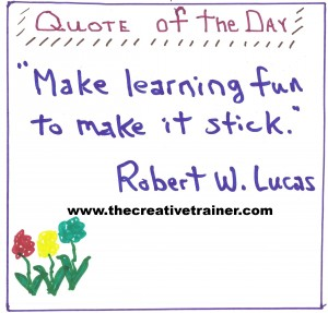 Using Quotes to Help Create a Brain Based Learning Environment
