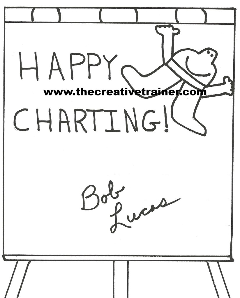 Creative Flipchart Ideas That Address The Visual Learning Style