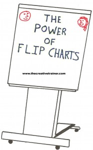 The Power of Flip Charts in Problem Solving Activities