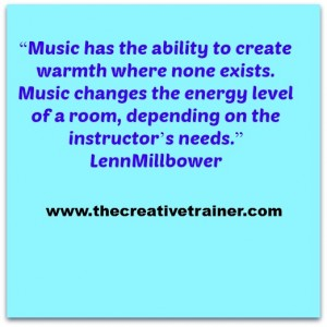 Brain Based Research Points To The Value Of Using Music In Accelerated Learning Training Environments