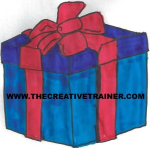 Giving Tangible Rewards to Adult Learners in Training