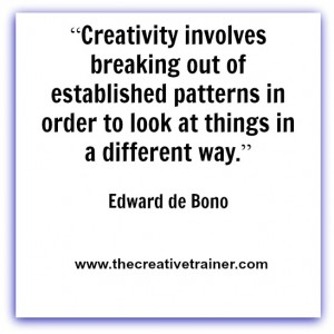 Use Creativity in Training to Enhance Adult Learning