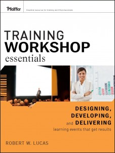 Using Behavioral Learning Objectives to Prepare An Effective Adult Training Session