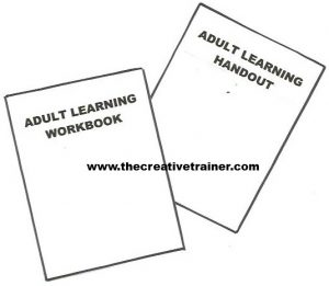 Creating Effective Handouts for Presentations and Training